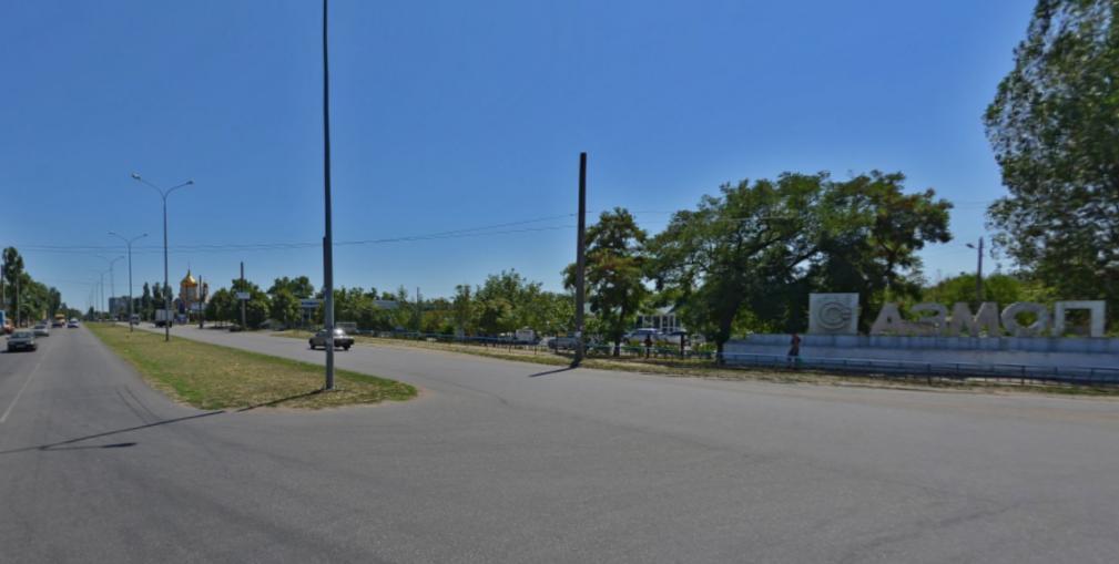 В Бердянске хотят потратить почти 200000 грн на озеленение между реальной и несуществующей улицами