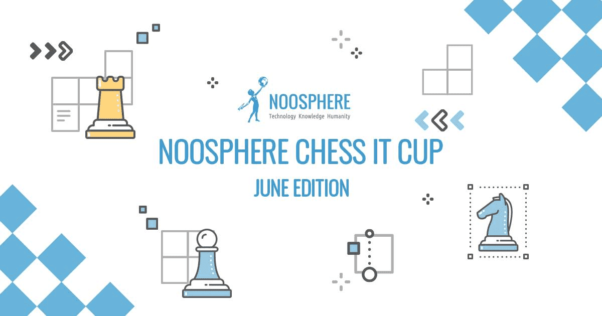 Noosphere Chess IT Cup. June Edition