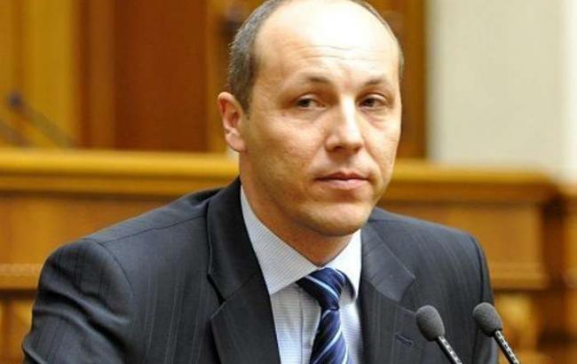 РФвлюбой момент может активизировать военные действия вгосударстве Украина  - Парубий