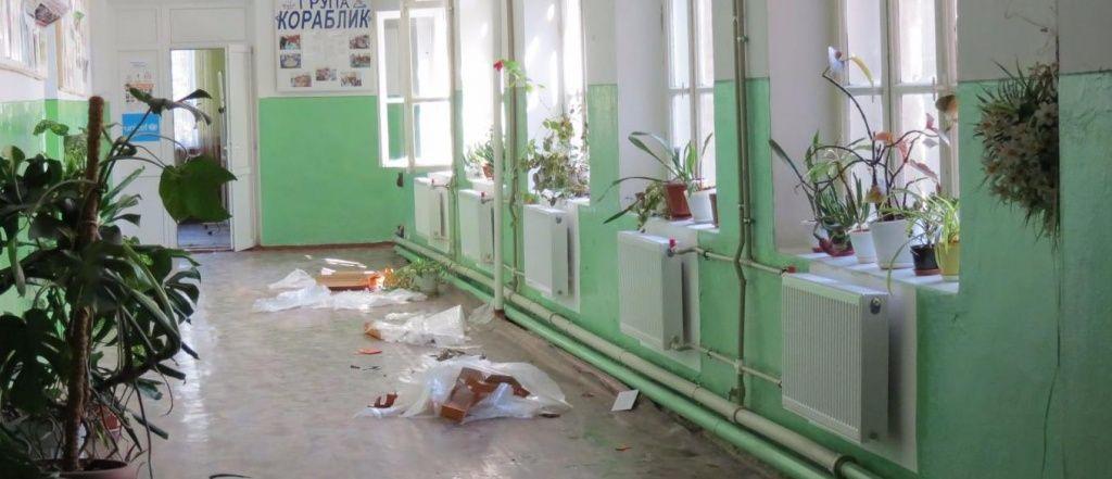 Ремонт в бердянских школах по проектам GIZ продолжится до декабря