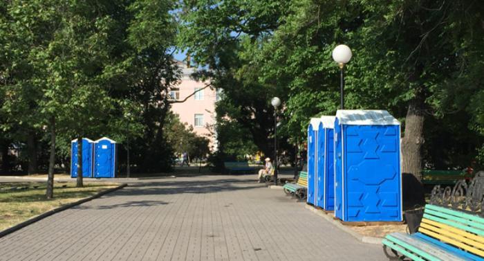 Громадські туалети в Бердянську: депутати наполягають на створенні мережі вбиралень