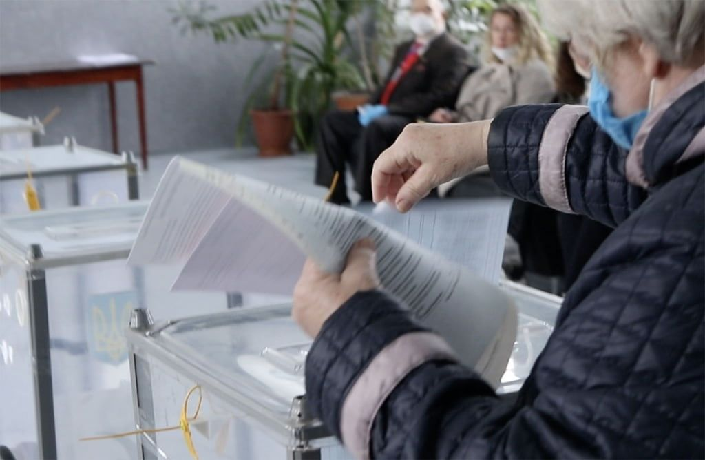 День выборов. В Бердянске в 8:00 открылись участки для голосования