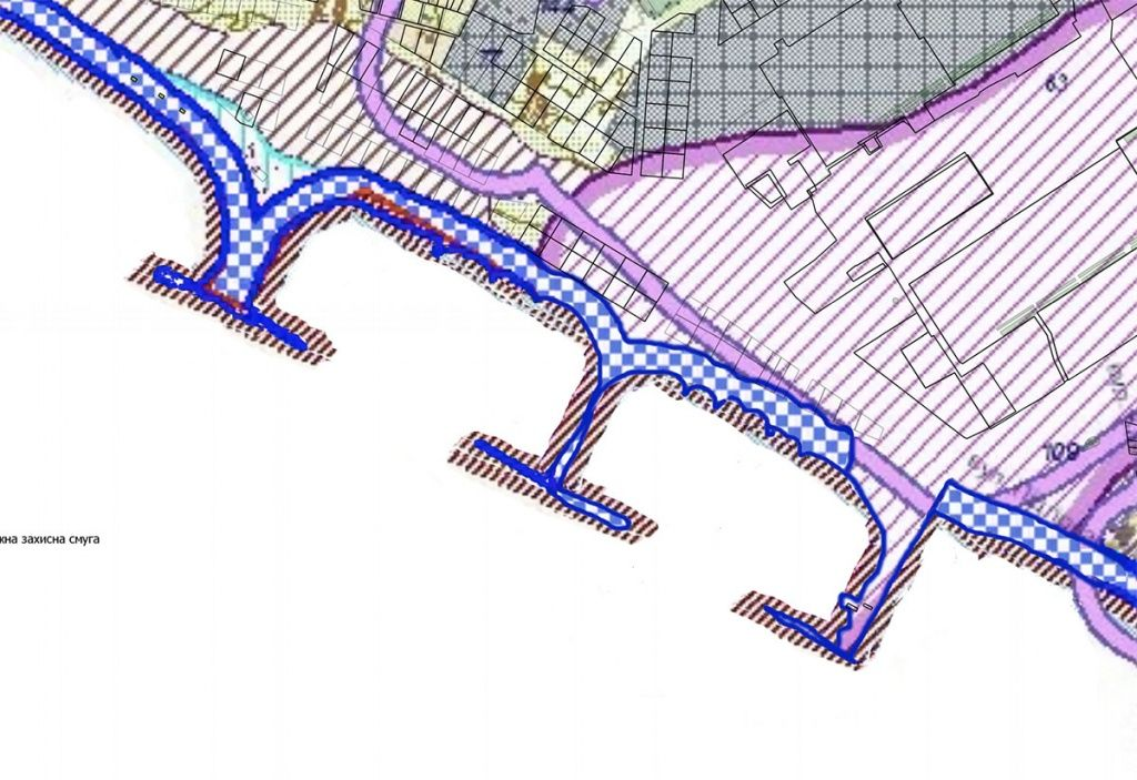 Перенесено на 15 березня громадські слухання по проекту берегозахисної смуги