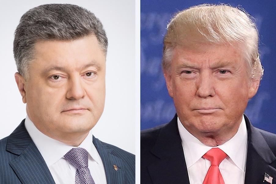 МИД Украины подтвердил встречу Порошенко иТрампа