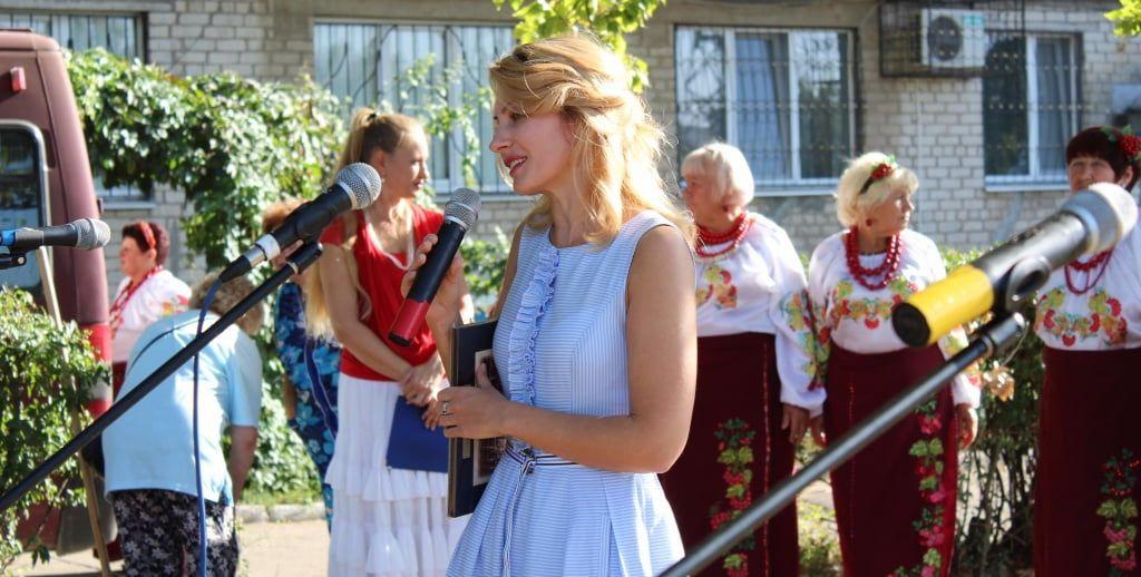 У мікрорайоні «Скловолокно» відбувся концерт «Бердянськ — це місто моє рідне!»