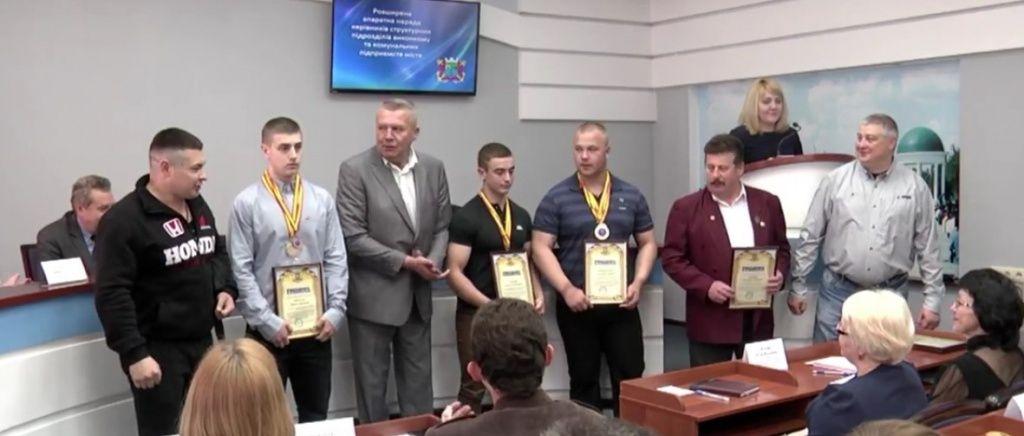 Четверо бердянців стали призерами чемпіонату Європи з пауерліфтингу