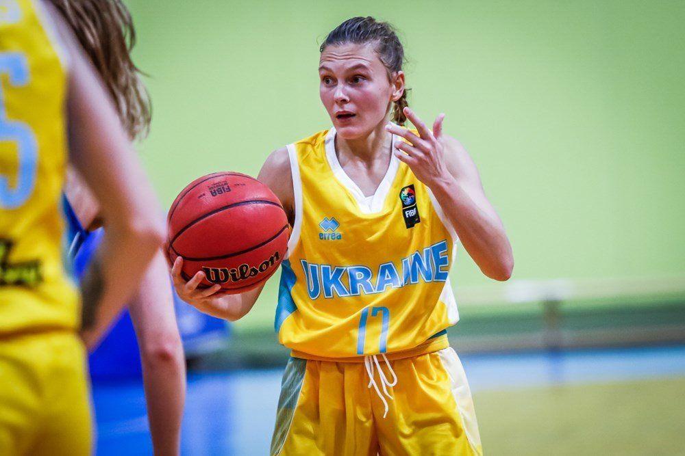 Сивакова, Бойко и Гозалова помогли Украине обыграть Финляндию в отборе на женский Евробаскет-2021