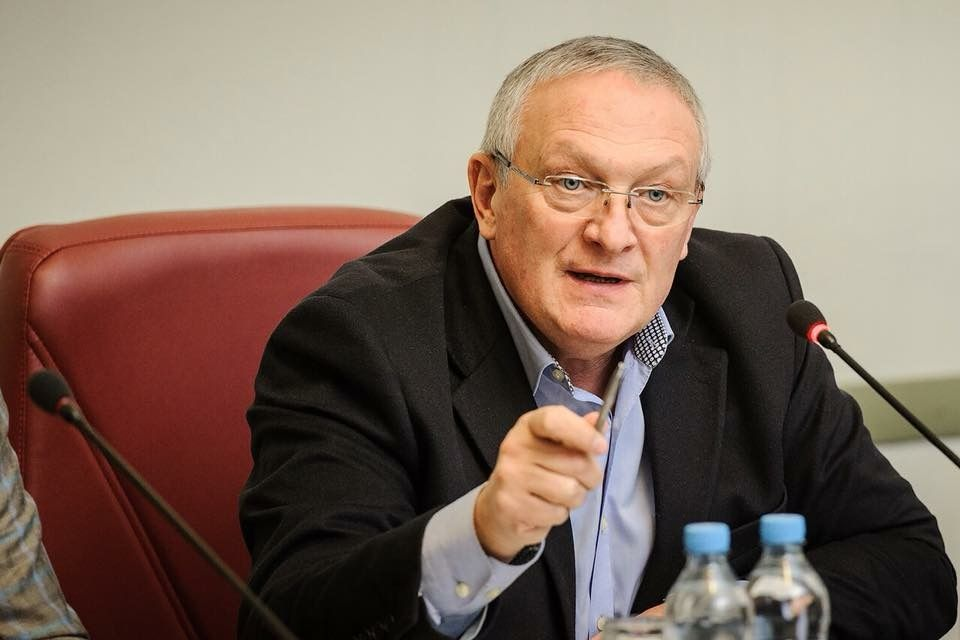 Валерий Баранов: «Возможно, я буду участвовать в выборах мэра Бердянска»