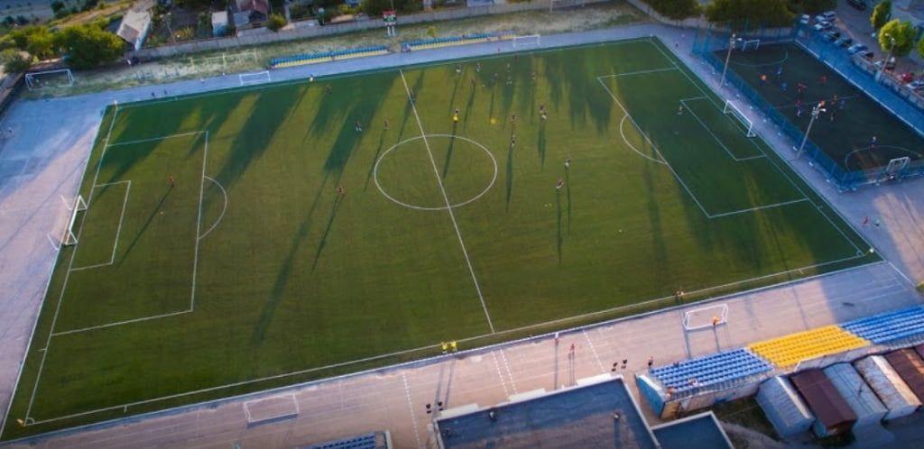 Завтра в Бердянске стартует чемпионат города по футболу