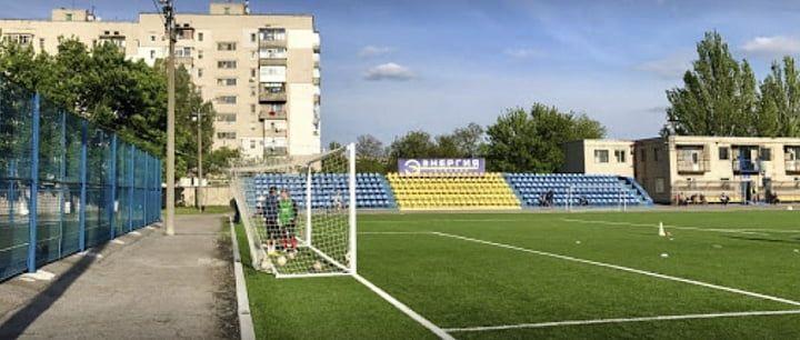 В Бердянске проходит зимнее первенство по футболу