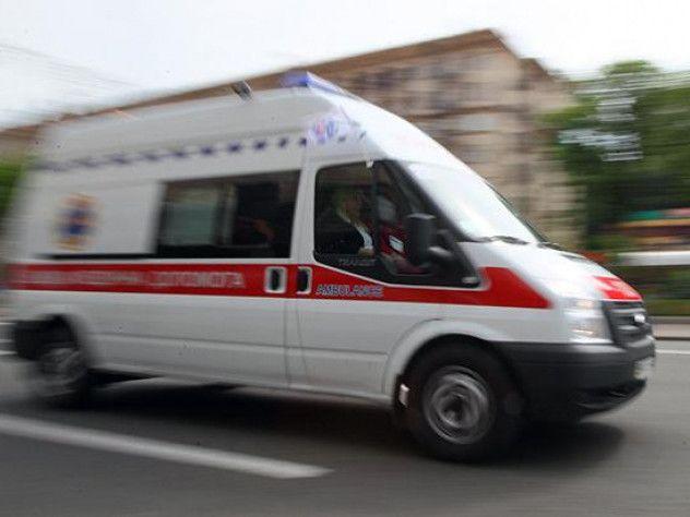 35-летний бердянец во время работ упал с высоты четвертого этажа