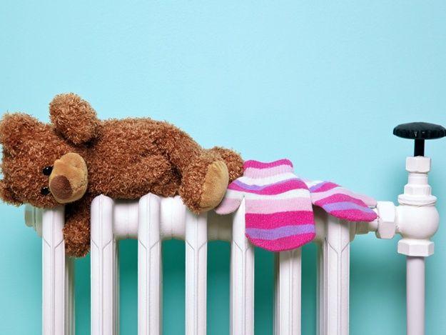Температура в школах і дитячих садочках – 17-22 градуси