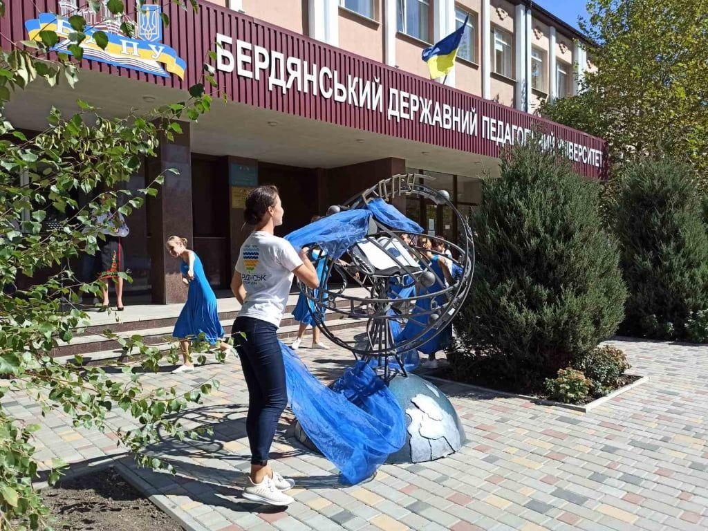 Високопосадовці в БДПУ відкрили ряд реконструйованих об'єктів