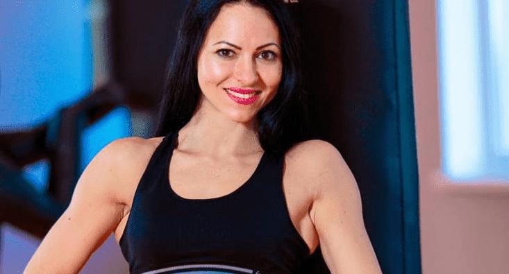 Евгения Самойлова пробилась в сборную Украины по фитнес-бикини