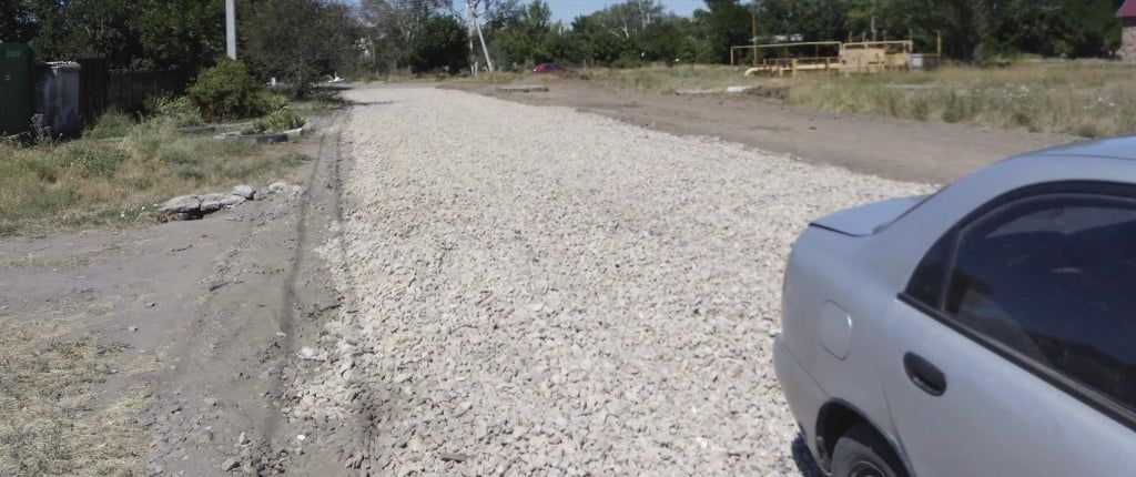 Ремонтники дорог устроили ловушку для автомобилистов на поселке «8 Марта»