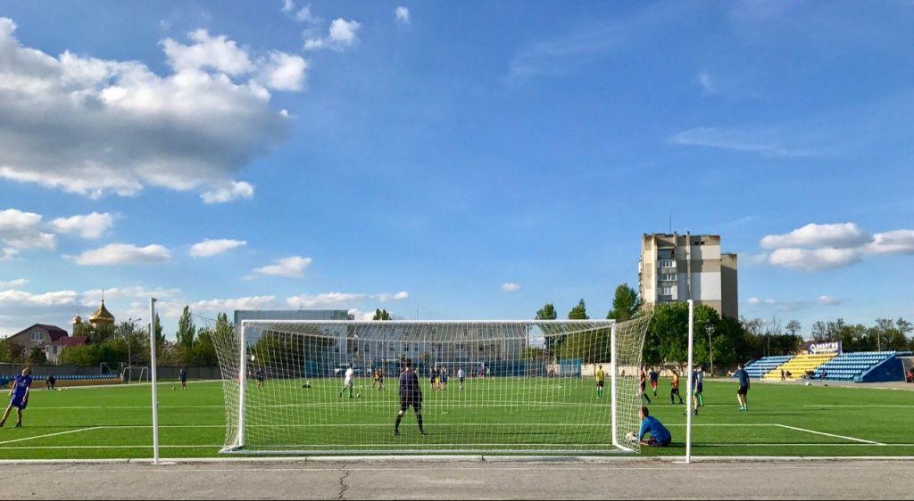 Чемпионат Бердянска по футболу. Результаты 2-о тура