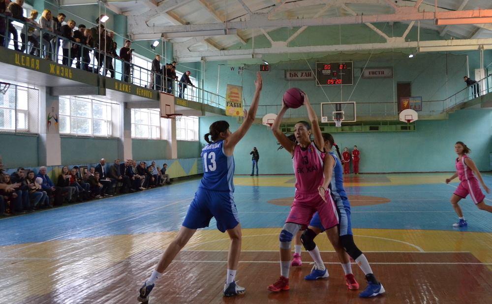 «Чайка-ДЮСШ» начинает сезон с поражения в Харькове