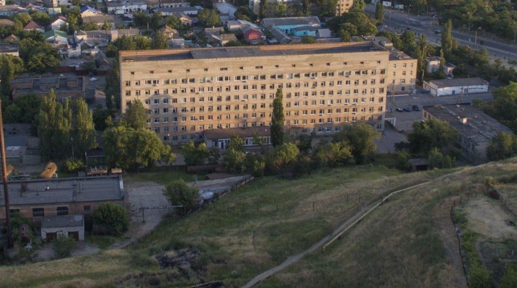 Вартість реконструкції лікарняного містечка - 33 мільйони гривень