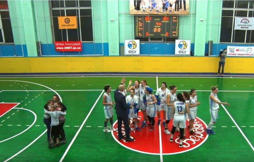 Просто машина! «Чайка» разносит чемпиона Украины «Киев-Баскет»
