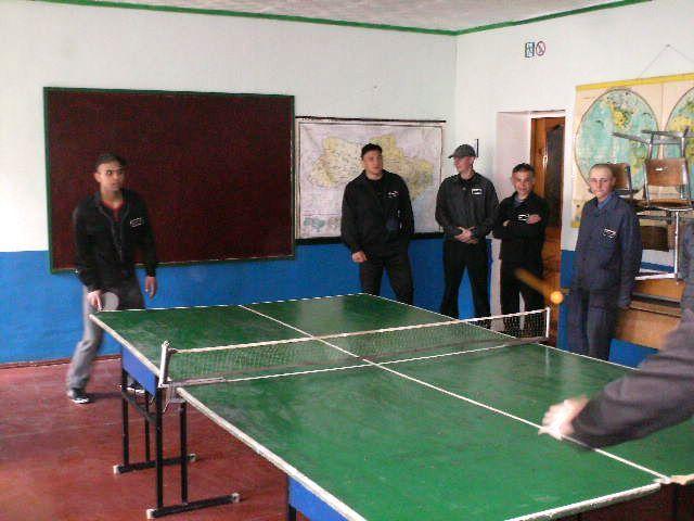 Турнір з тенісу в Бердянській виправній колонії (№77)