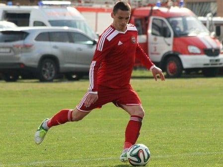 Роман Помазан в ориентировочном составе стартового матча Премьер-лиги Украины по футболу