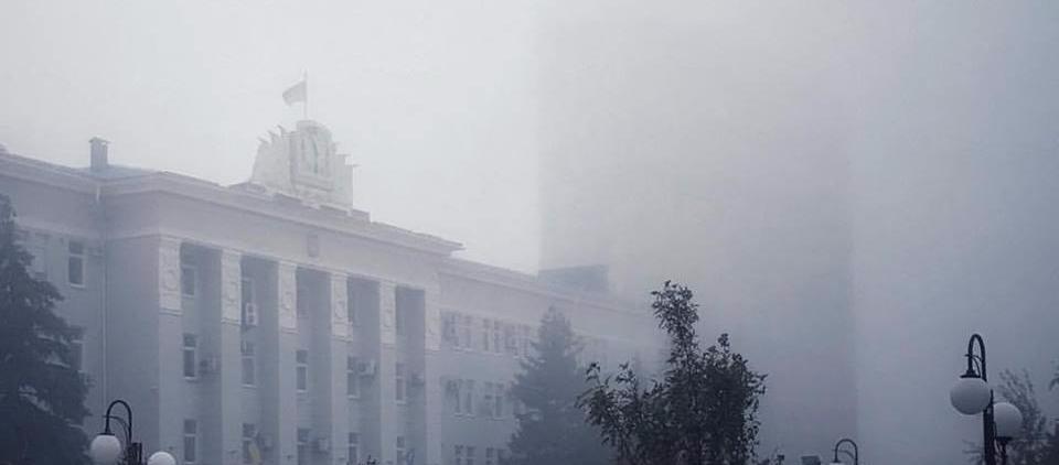 Сорокова (позачергова) сесія міської ради VIІ скликання
