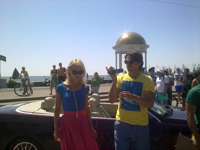 кабриолето в Бердянске  2012