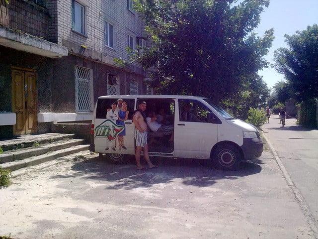 Микроавтобус кабриолето