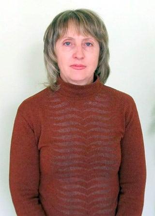 Маслинкова Алла Николаевна