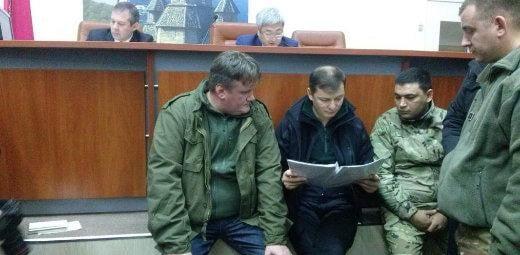 Несмотря на написанное заявление об отставке мэр Запорожья остался на посту