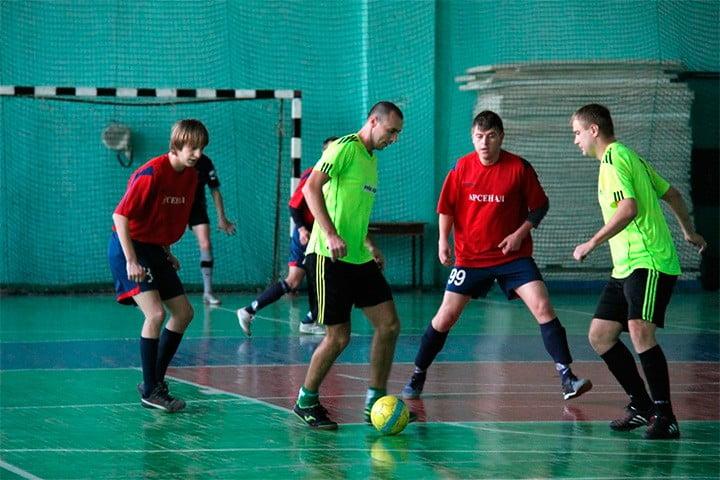 В выходные в Бердянске стартует первенство города по мини-футболу