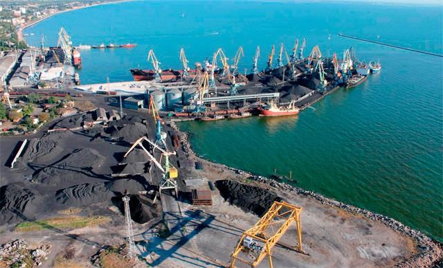 Прокуратура через суд пытается взыскать 3 млн грн за аренду причала Бердянского порта