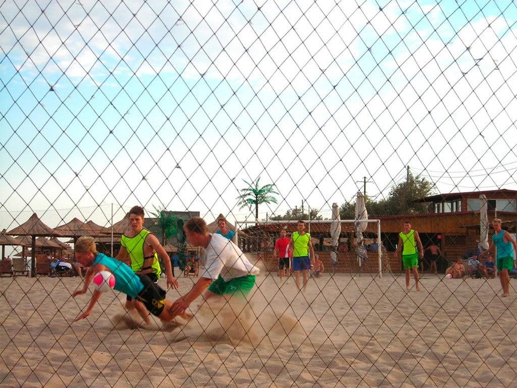 26 июля стартует чемпионат Бердянска по пляжному футболу