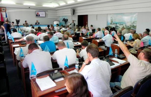 Даже в бардаке должен быть порядок: в Бердянске прошла сессия по расписанию