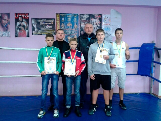 Бердянские боксеры успешно выступили на чемпионате Украины
