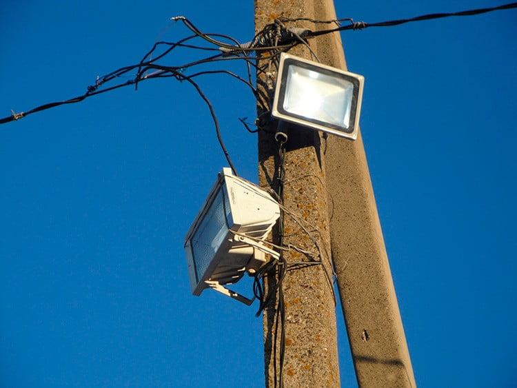 Угрозы отключения света на одном из бердянских блок постов уже нет