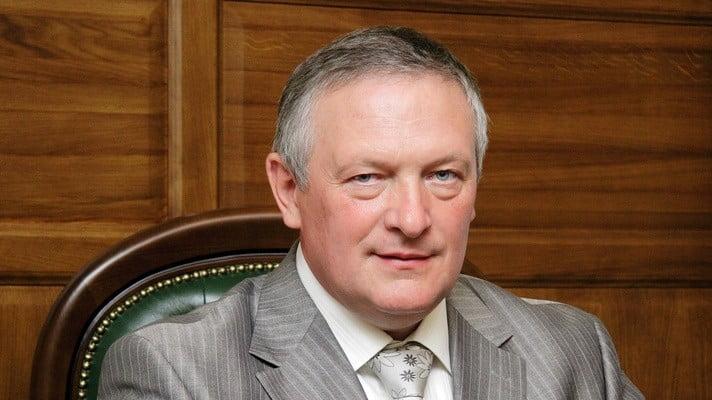 Губернатор Запорожской области Валерий Баранов уволился?