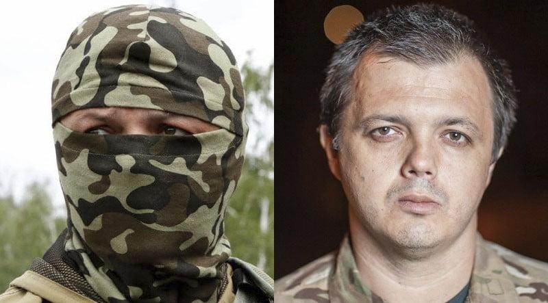Семен Семенченко допускает отказ от депутатского мандата