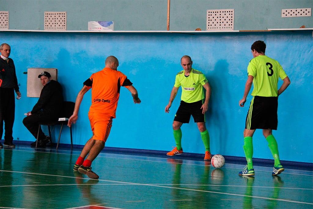 Чемпионат Бердянска по мини-футболу: 1-2 туры