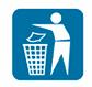 символ не мусорить
