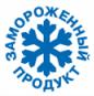 символ замороженного продукта