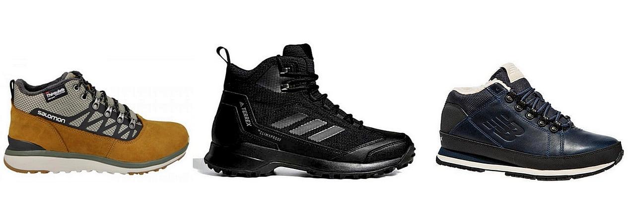 Оригинальные ботинки
