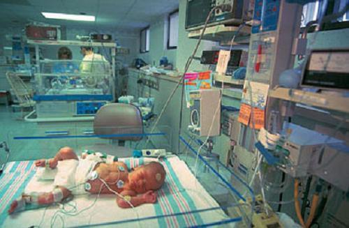 Луганской детской больнице №3 подарят реанимационное оборудование для новорожденных
