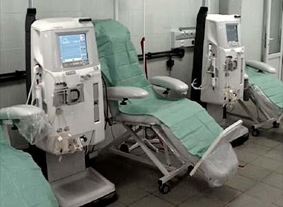 Ситуация по оказанию медпомощи гемодиализных больных в Киеве - стабильная