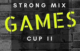Strong Mix Games - CUP II