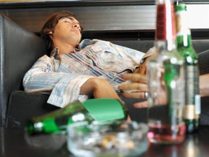 Длительный запой алкогольная интоксикация