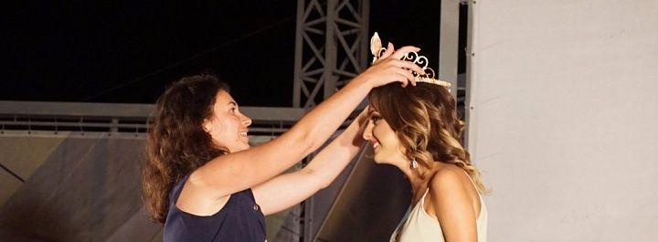 Леся Щербина – переможниця конкурсу краси